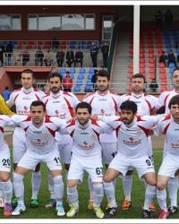 Tosya Belediyespor : 1 - MKE Kırıkkalespor : 0