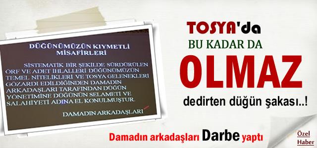 Tosya İHA Muhabiri Ağacıkoğlu'nun oğlu, dünya evine girdi