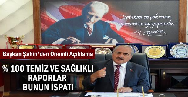Başkan Kazım Şahin'den Önemli Açıklama