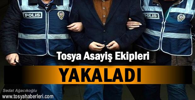 Tosya Asayiş Ekipleri Kıskıvrak Yakaladı