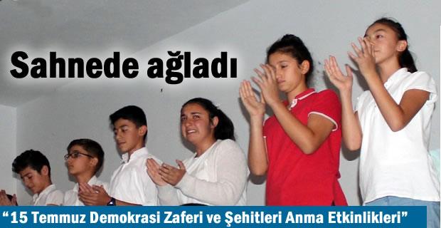 Tosya'da 15 Temmuz İhanet Girişimi Anlatıldı