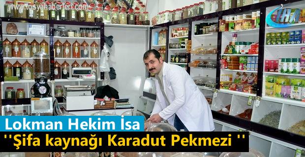 Tosya Lokman Hekim İsa''Şifa Kaynağı Karadut Pekmez Kullanıni''