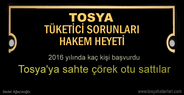 Tosya'da Hakem Heyetine Rekor Başvuru yapıldı