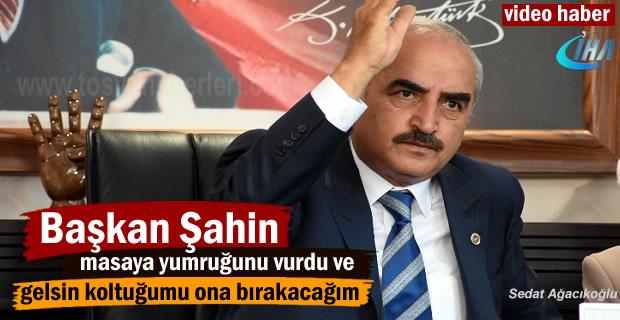 Başkan Kazım Şahin'den gündeme bomba etkisi yapan basın açıklaması