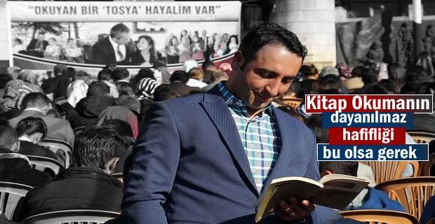 Tosya'da Okuma Bayramı