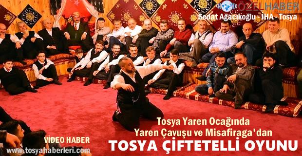 Tosya Yaren Çavuşu ve Misafiraga Hacı Ayhan'dan Tosya Çiftetelli