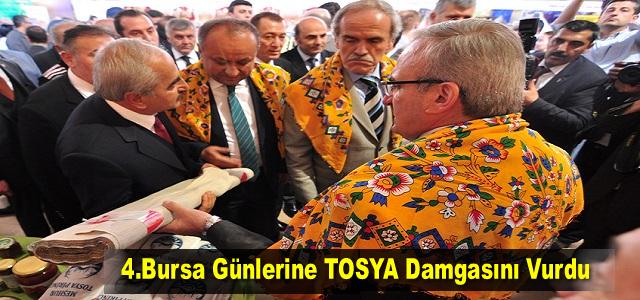 4.BURSA-KASTAMONU GÜNLERİNE TOSYA DAMGASINI VURDU