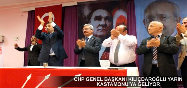 CHP GENEL BAŞKANI KILIÇDAROĞLU...