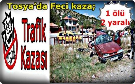 FECİ TRAFİK KAZASI