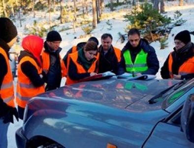 FSC ara denetimleri Tosya'da başladı