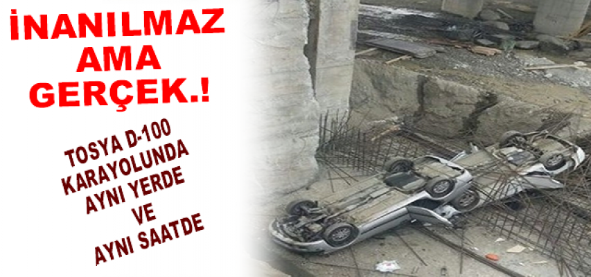 İnanılmaz Ama Gerçek! Trafik Kazası 7 kişi yaralı
