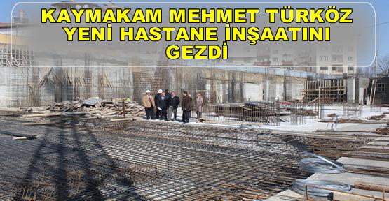 Kastamonu'nun Tosya ilçesinde yeni hastanenin yapımına başlandı.