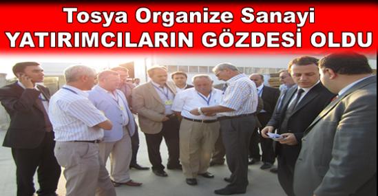 Mobilya Sektörü Tosya'da Buluştu