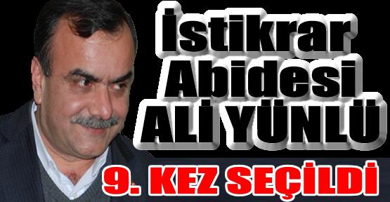 Muhtar Ali Yünlü 9. Kez Mütevelli Heyetine Seçildi