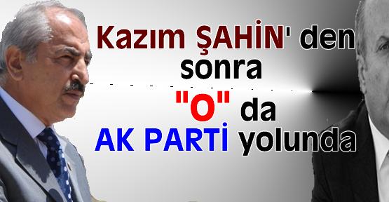 ''O''da AK PARTİ YOLUNDA