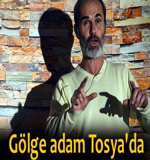 SAĞSALİM FİLİMİ OYUNCUSU ZEKİ YAVRU KIZLAR İÇİN TOSYA'YA GELDİ