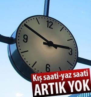 Saatler ne zaman ileri alınacak?' sorusu tarihe karıştı
