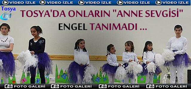 ONLARIN ANNE SEVGİSİ ENGEL TANIMADI