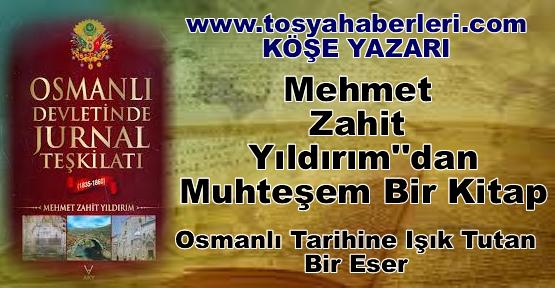 Osmanlı Devletinde Jurnal Teşkilatı