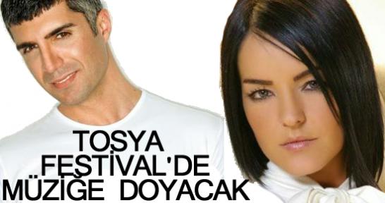 Özcan Deniz ve Bengü 15. Uluslararası Tosya Kültür ve Pirinç Festivalinde Sahne Alacak