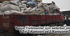 TOSYA,BAYIR-BUCAK TÜRKMENLERİ İÇİN SEFERBER OLDU