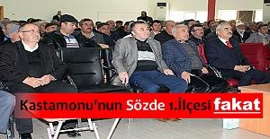 TOSYA'DA KIRSAL KALKINMA SEMİNERİ YAPILDI