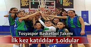 Tosyaspor Basketbol...
