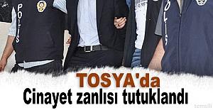 HUZUREVİNDEKİ CİNAYETİN ZANLISI...