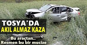 TOSYA D-100 TRAFİK KAZASI
