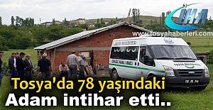 TOSYADA 78 YAŞINDAKİ YAŞLI ADAM...