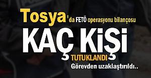 Tosya#039;da FETÖ Soruşturmasında...