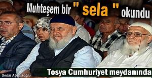 Tosya '' Demokrasi...