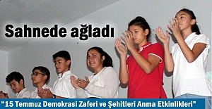 Tosya'da 15 Temmuz...