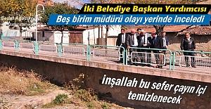 Tosya Belediyesi Kuru Çay#039;ı...