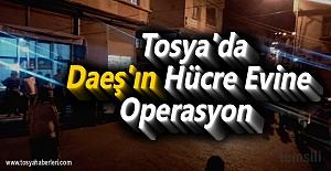 Tosya'da DEAŞ üyesi olduğu iddia edilen 5 Suriyeli yakalndı