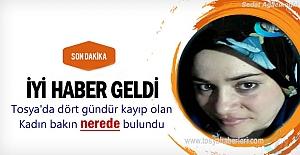 Tosya'da Kaybolan...