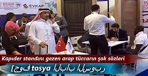 KAPIDER DUBAİ FUARINDA Bİ DÜNYA...