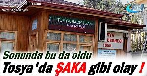 Tosya Hackerler İş Başında
