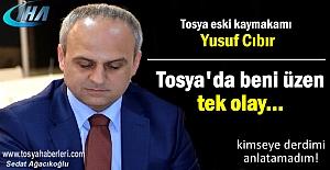 Kaymakam Yusuf Cıbır #039;#039;Tosya#039;da...