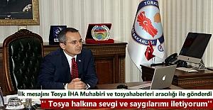 Yeni Tosya Kaymakamı Deniz Pişkin#039;in...