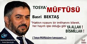 Müftü Basri Bektaş Sosyal Medya...
