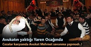 Tosya'da Yaren Ocağını Avukat Yaktı