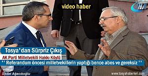 AK Parti Milletvekili Hakkı Köylü#039;den...