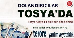 Büyük Dolandırıcılığı Tosya...