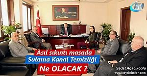 Tosya Çeltik Komisyonu ilk Toplantısını yaptı