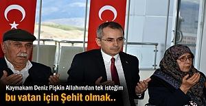 Kaymakam Deniz Pişkin #039;#039;Şehit...