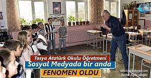 Tosya Atatürk İlkokulunda Sıradışı...