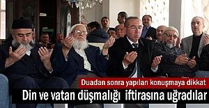 Tosya'da İmamlar giden arkadaşları için helallik istedi