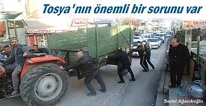 Tosya#039;nın Çözüm bekleyen bir...