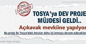 Tosya#039;ya Dev Proje Müjdesi Geldi